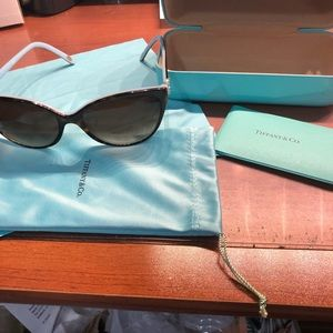 Tiffany cateye sunglasses